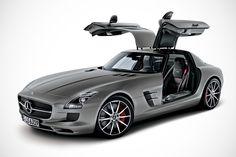 Mercedes-Benz「SLS AMG GT」