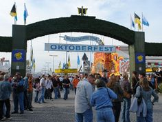 Welcome to the Oktoberfest!
