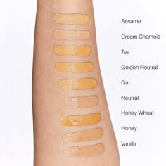 19 Luxury Clinique Superbalanced Foundation Color Chart