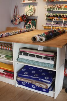 Dream fabric shop and clothing boutique