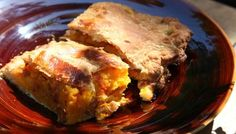 Nigel Slater's butternut squash pie