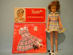 Toots doll Poodle Parade variant - Tressy sister by mad-about- fleur, via Flickr