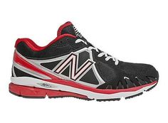 New Balance 1000 MB1000LR Men\u0027s Baseball Turf Shoe Black/Red Size 8 NIB