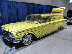 ◆1960 Chevy Sedan Delivery◆