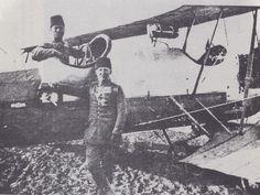 Hava Kuvvetleri'nin Kuruluşu (1911) Hava Kuvvetleri Günü. Fotoğraf: Balkan Harbi'nde Osmanlı Tayyarecileri