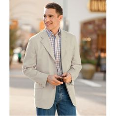 vintage Mens Dove Grey and Cream Herringbone Tweed All Wool Sport ...