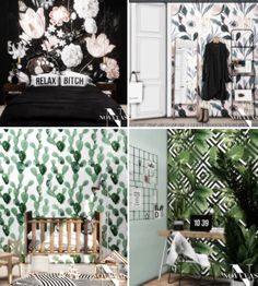 Wallpaper Collection for The Sims 4 by Novvvas - Sims 4 Wallpaper