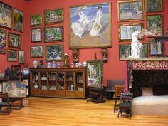 Museo Sorolla en Madrid  ArtExperienceNYC  www.artexperiencenyc.com
