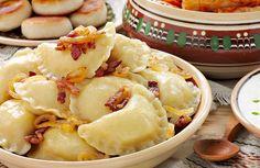 Vareniky- Ukrajinské knedlíky, které si hned zamilujete! Jídlo předků, které zasytí a uspokojí každý mlsný jazýček!