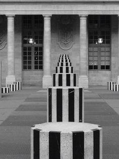 Paris Palais Royal Buren