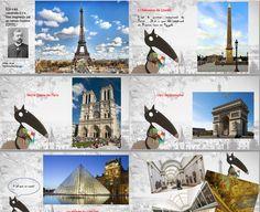 Le powerpoint pour Loup à Paris Tour Eiffel, Album Jeunesse, Education Architecture, Art Plastique, Continents, Paris France, Batman, Europe, Activities
