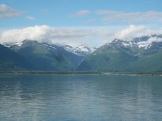 Valdez, Alaska  One of my favorite places to visit and spend time.