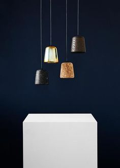 Nørgaard U0026 Kechayas Material Pendant Lamp   The Idea Behind The Material Pendant  Lamp Was To Create A Simple Iconic Silhouette, As Adaptable As A Chameleon.