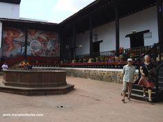 En Pátzcuaro la Casa de los Once Patios