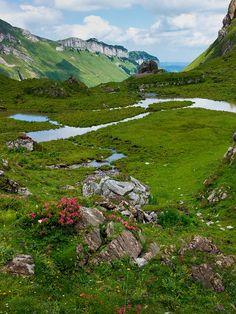 Oberchellen, Appenzellerland, Switzerland
