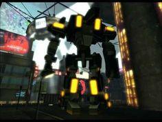 Secondlife 2012 - Cybertown (region sick) 1080p HD