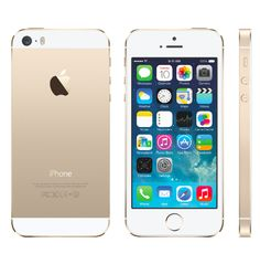 The Gold iPhone 5S