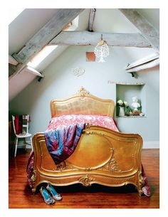more uses for Tudor attic space