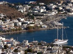 Patmos Island Poros Greece, Greece Travel, Greek Islands, Serenity, Places Ive Been, Earth, River, Natural, Outdoor