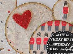 Craftwork Cards Blog: I Love London...