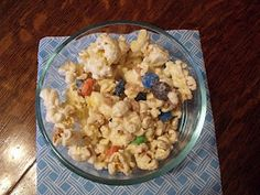 Heavenly Popcorn Snack