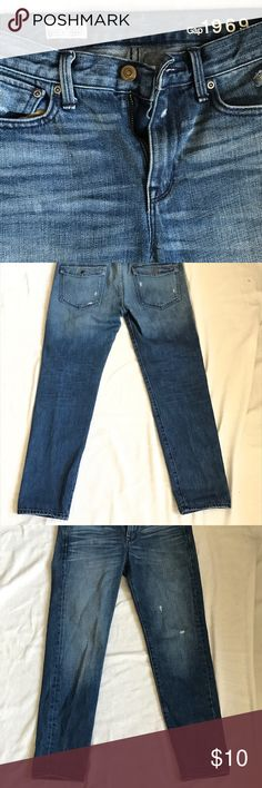 Gap Boyfriend Jeans Gap Boyfriend Jeans, sold as is and in great condition. GAP Jeans Boyfriend