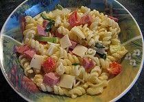 Pasta Salad, Ethnic Recipes, Food, Diet, Crab Pasta Salad, Essen, Meals, Yemek, Eten