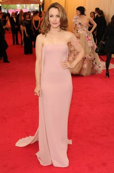 Pin for Later: Rachel McAdams Turns Heads at Her First Met Gala