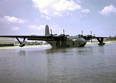 SEA PLANES AND FLYING BOATS OF THE U.S. NAVY | TOP 10 LARGEST MILITARY AIRPLANES - MARTIN JRM MARS FLYING BOAT - #10