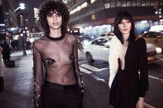 Mica Arganaraz, Julia Nobis & Niki Trefilova by Glen Luchford for Vogue Paris March 2015