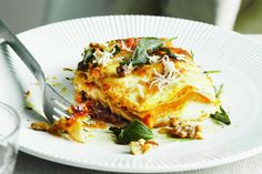 Pumpkin, sage and ricotta lasagne - yummy. This vegetarian pasta recipe has won over taste.com.au members for good reason!