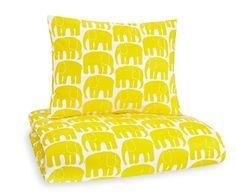 Elefantti-pussilakanasetti