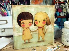 danita art, so cute!