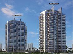 Resultado de imagen para torres de viviendas en miami Skyscraper, Miami, Multi Story Building, Uruguay, Apartments, Yurts, Towers, Skyscrapers