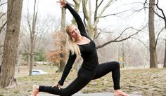 A Full Body Summer Workout:    Tone Up At Home With These 9 Yoga Poses