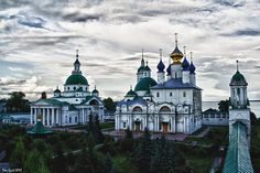 Rostov, Russia by Andrey Korchagin Russian Architecture, Historical Architecture, Beautiful Architecture, Vladimir Putin, Beautiful Castles, Beautiful Places, Rostow Am Don, Places Around The World, Around The Worlds