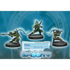 Infinity - Yu Jing: Ninja (Multi Sniper Rfl)