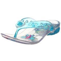 Buster Brown Toddler Flutterbug Sandal,Blue,7 M US Toddler (Apparel)