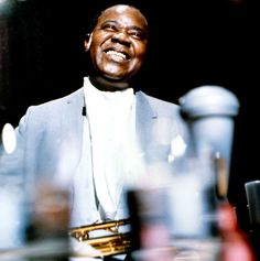 Louis Armstrong in New York, 1965