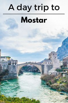 Mostar is an amazing town to visit. UNESCO old town and the world's most famous bridge await you. The trip from Dubrovnik is picturesque and scenic. We highly recommend this day trip