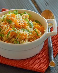 Roasted Butternut Squash Quinoa Recipe