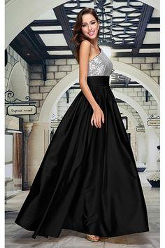 Společenské šaty Seraphine Luxusní šaty vhodné na plesy i jiné společenské  události. Dlouhé plesové šaty f429929fe04
