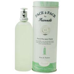 Faconnable Face A Face Women's 3.4-ounce Eau de Toilette Spray (3.4 oz), Size 3.1 - 4 Oz.