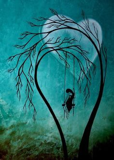 whimsical moon - Google Search