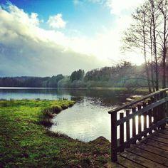 Lac de Sèchemailles #YesYouAre #Limousin