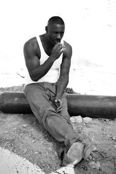Idris Elba. HOT!