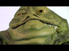 Star Wars: Jabba the Hutt Sixth Scale Figure from Sideshow Collectibles . Jabba The Hutt, Sideshow Collectibles, Picture Video, Wwe, Action Figures, Scale, Star Wars, Toys, Music
