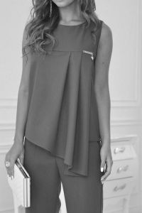 Выкройки на индивидуальные размеры by rosa Dress Sewing Patterns, Blouse Patterns, Clothing Patterns, Blouse Designs, Sewing Clothes, Diy Clothes, Clothes For Women, Hijab Fashion, Fashion Dresses