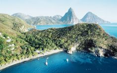 Listings For St.Lucia's Romantic Honeymoon Adventure Hideaway, Soufriere, Saint Lucia Hotels & Resorts, One Anse Chastanet Road St Lucia Hotels, St Lucia Resorts, Caribbean Vacations, Beach Resorts, Vacation Trips, Vacation Spots, Travel Alerts, Hotel Finder, Romans