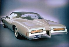 1971 Buick Riveria Coupe